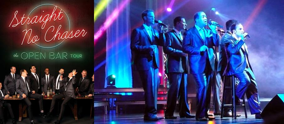 Straight No Chaser at Kimberly-Clark Theatre