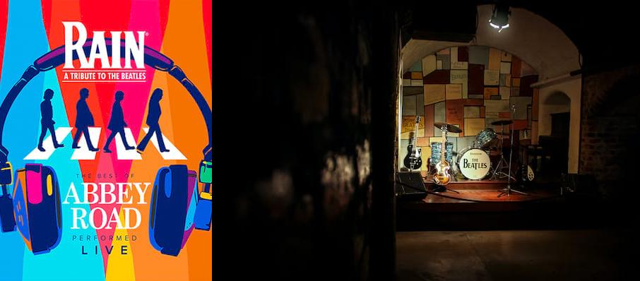 Rain - A Tribute to the Beatles at Grand Theatre
