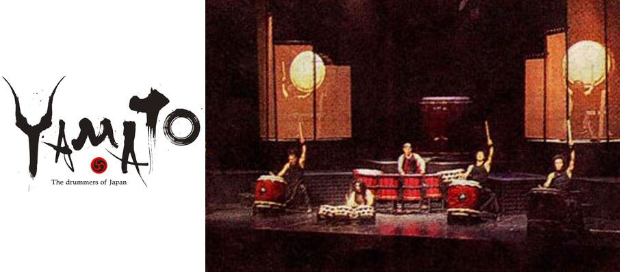 Yamato - The Drummers of Japan at Kimberly-Clark Theatre