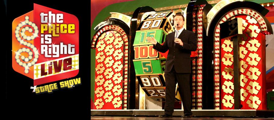 The Price Is Right - Live Stage Show at Thrivent Financial Hall