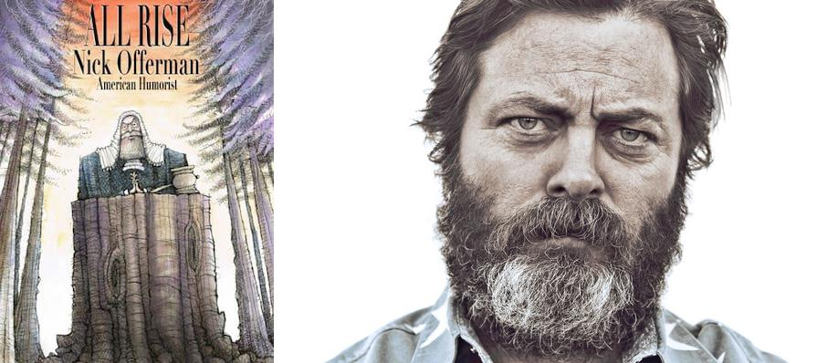 Nick Offerman at Kimberly-Clark Theatre