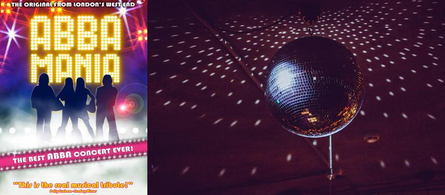 ABBA Mania at Grand Theatre