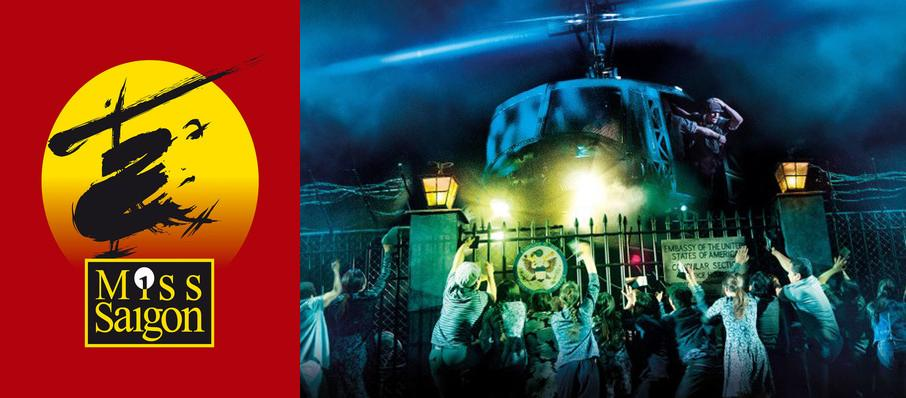Miss Saigon at Thrivent Financial Hall
