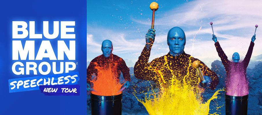 Blue Man Group at Thrivent Financial Hall