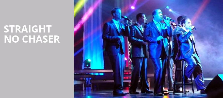 Straight No Chaser, Kimberly Clark Theatre, Appleton