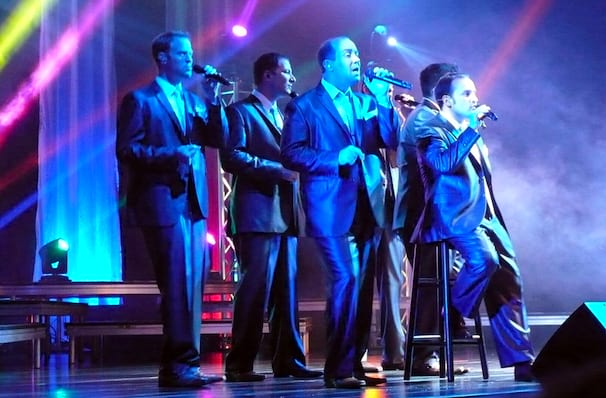 Straight No Chaser, Thrivent Financial Hall, Appleton