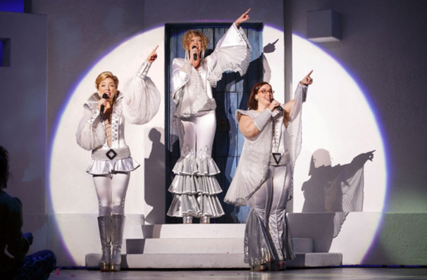 Mamma Mia, Thrivent Financial Hall, Appleton