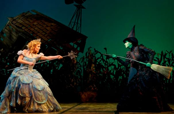 Wicked, Thrivent Financial Hall, Appleton