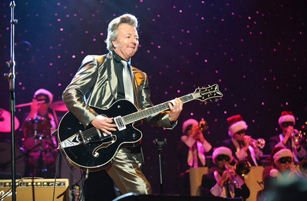 Brian Setzer Orchestra Christmas Rocks, Thrivent Financial Hall, Appleton